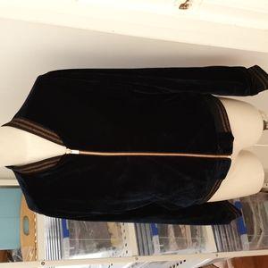 TEMT Dark Blue Lightweight Jacket Size 12
